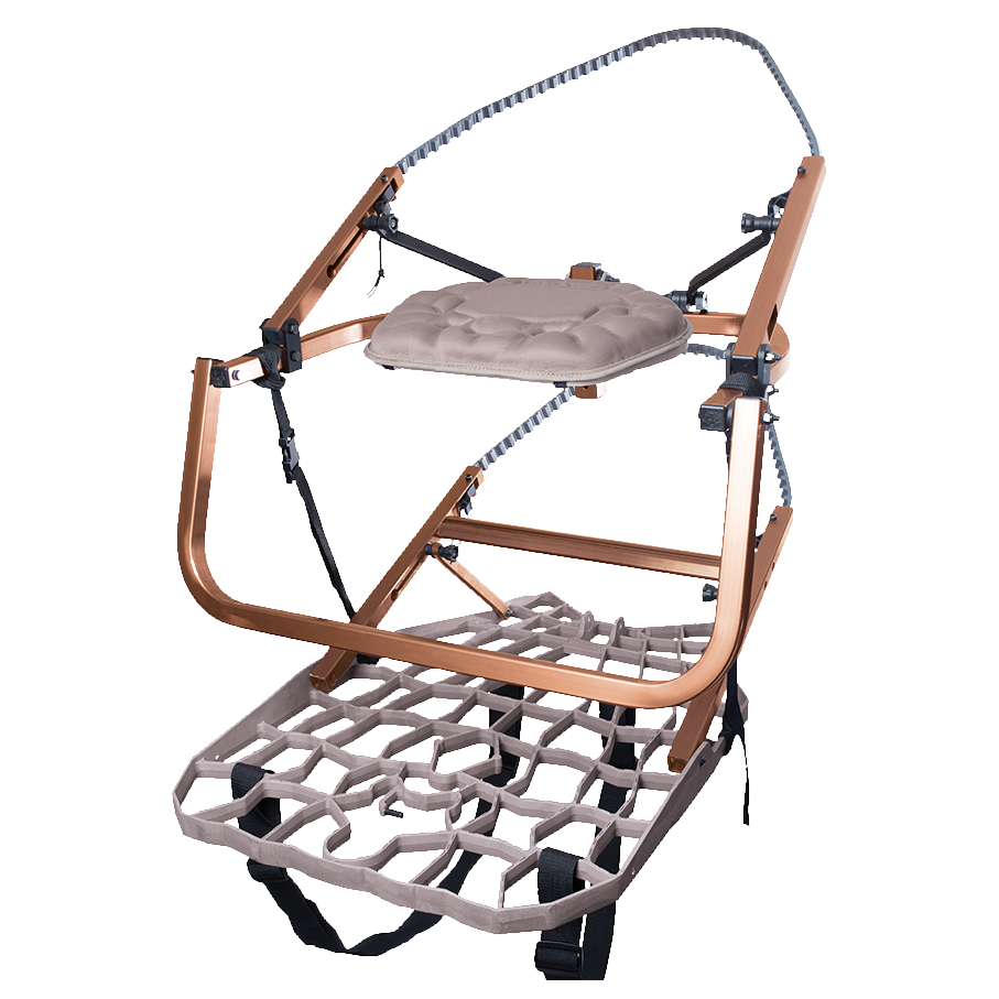 Lone Wolf Wide Flip Top Climber Combo Tree Stand thumbnail