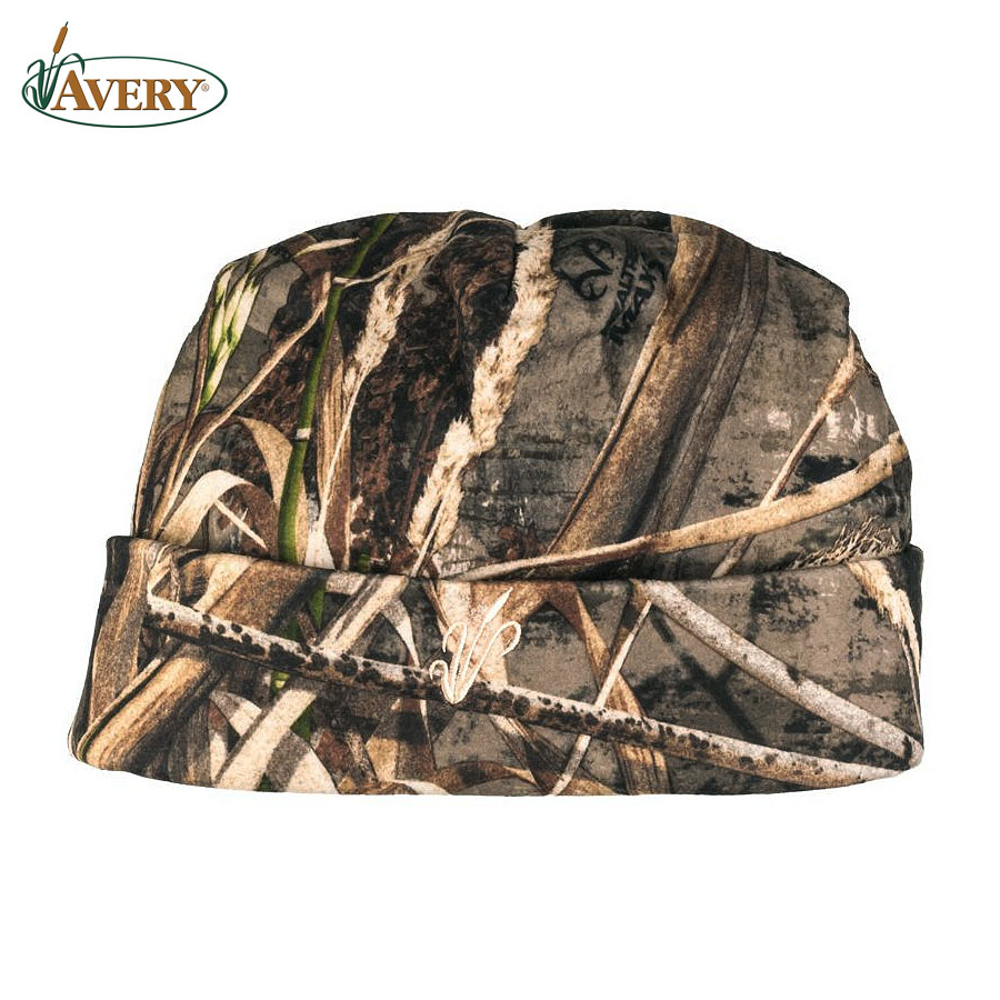 Avery Outdoors Double Fleece Skull Cap- RTMX-5