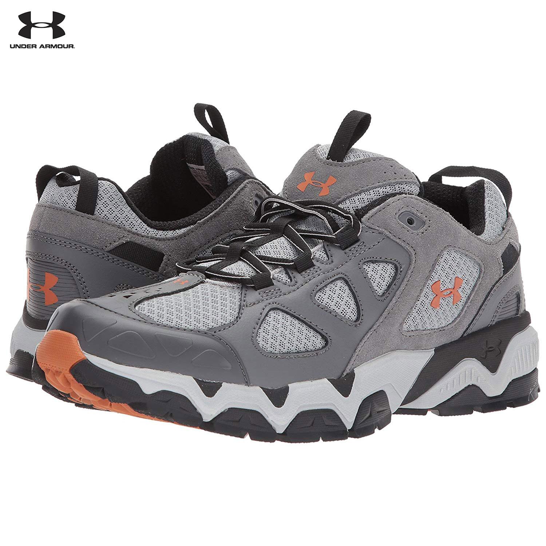 Under Armour Mirage 3.0 Hiking Shoe (9)- Rhino Gray