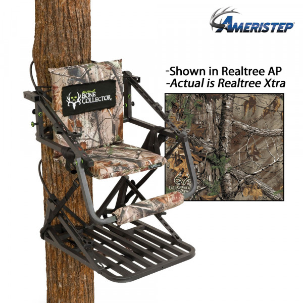 Bone Collector Brotherhood Climbing Tree Stand Wing Supply