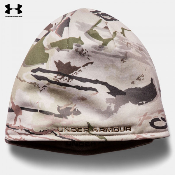 226cec848f8 Under Armour Reversible Camo Beanie (L XL) - Hunting Clothing