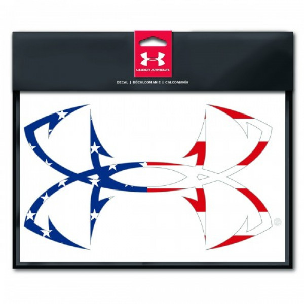 Under Armour Usa Fish Hook 6 Quot Logo Decal Other Wing Supply