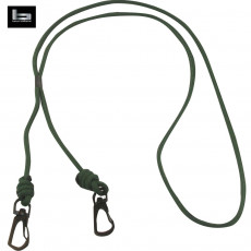 Banded Gear Call Lanyard w/Metal Clip